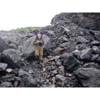 Природный камень бутовый Шунгит