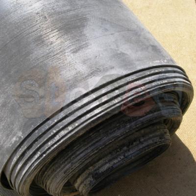 "Бутилкаучуковая пленка мембрана ЭПДМ для пруда ""GISCOLENE"" толщина 0.8мм ширина 1.5 метра"
