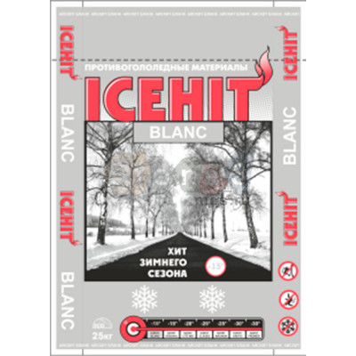Реагент ICEHIT Blanc (25 кг) АЙСХИТ Бланк