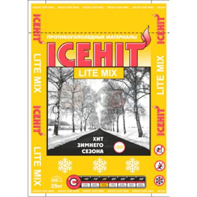 Реагент ICEHIT Lite Mix (25 кг) АЙСХИТ Лайт Микс (цена от 1 тонны)