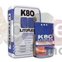 Клей для плитки Litokol Litoflex K80