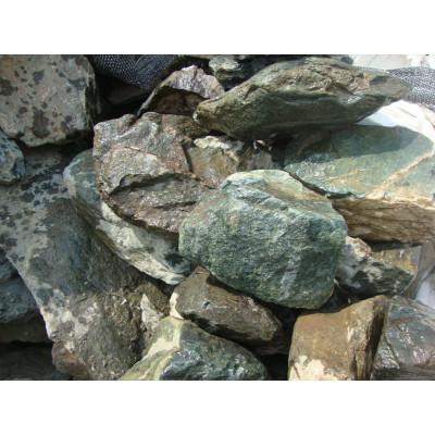 Натуральный камень валун Диабаз