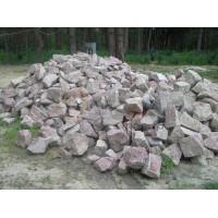 Натуральный камень бутовый Гранит