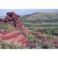 Натуральный камень бутовый Яшма